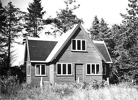DDP-hytten i indelukket