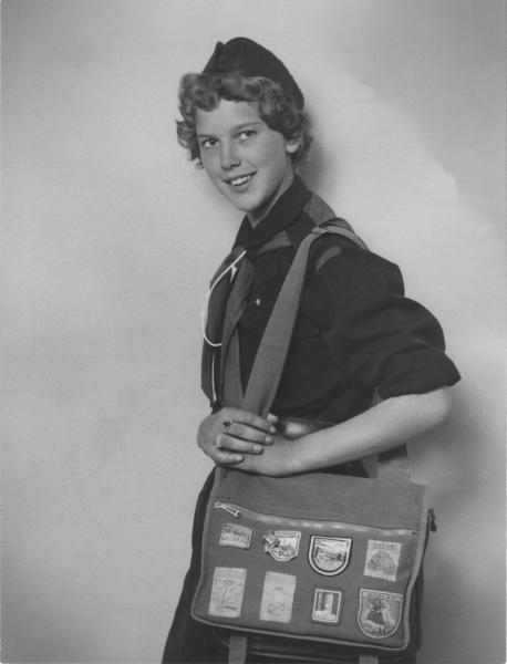 Kirstine Tagmos 1961