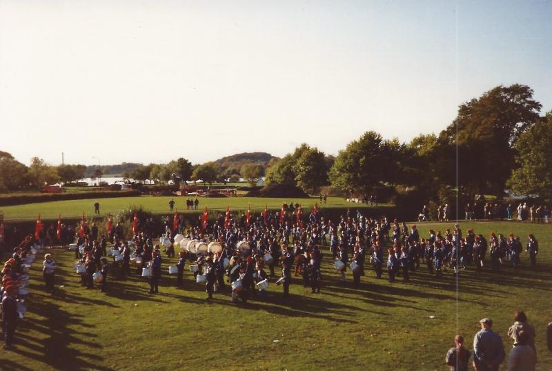 DDS 10010U 1992 Orkesterstævne i Haderslev
