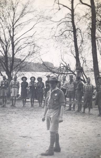1940 - Ag - Spejder, Børge Jacobsen DDS