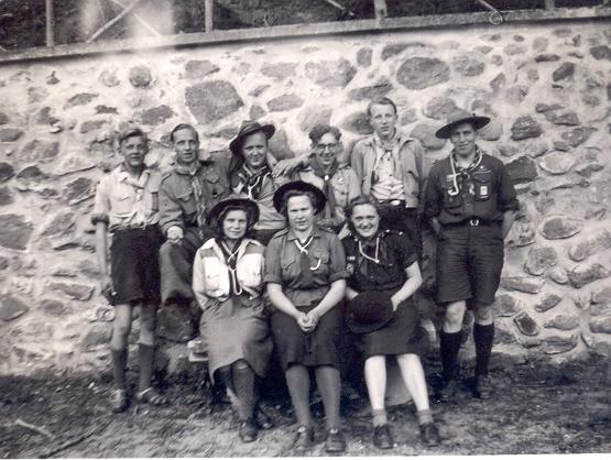 1940 - Ak- en blandet patrulje