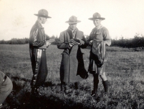 1940 - Af - Spejder, staben