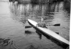 1940 - Bd - Spejder, Kaj i min kajak