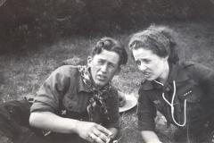 1940 - Bs - Spejder, Lis og Rajus