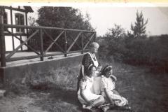 1940 - Dc - Spejder, Ulvelejr, tanterne