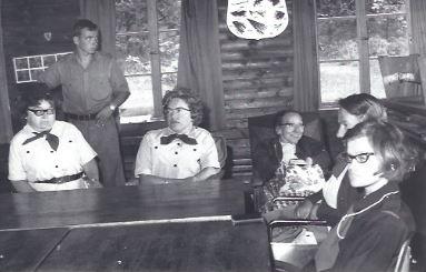 Sct. Georgstroppen i Ryekol 1966