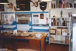 Arkivet på Tietgensvej efter indvielsen i 2000.