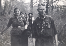 1940 - Aj - Spejder, P. Knudsen