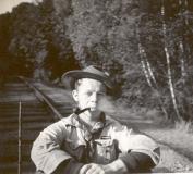 1940 - Cn - Spejder, Lille Gunnar