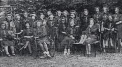 Sct. Georgstroppen i Dahlerups have 1949