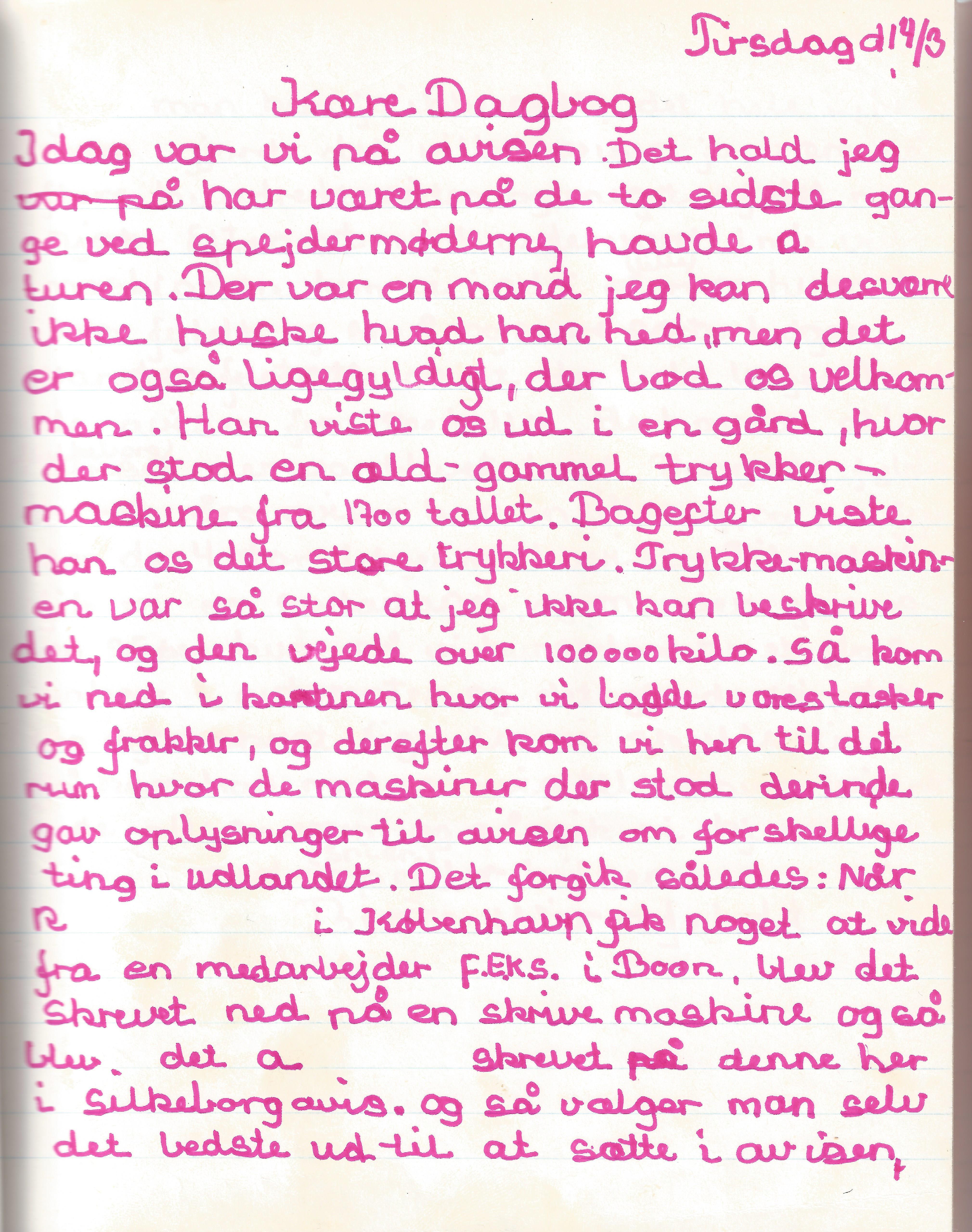 Spirerne 1972 side 12