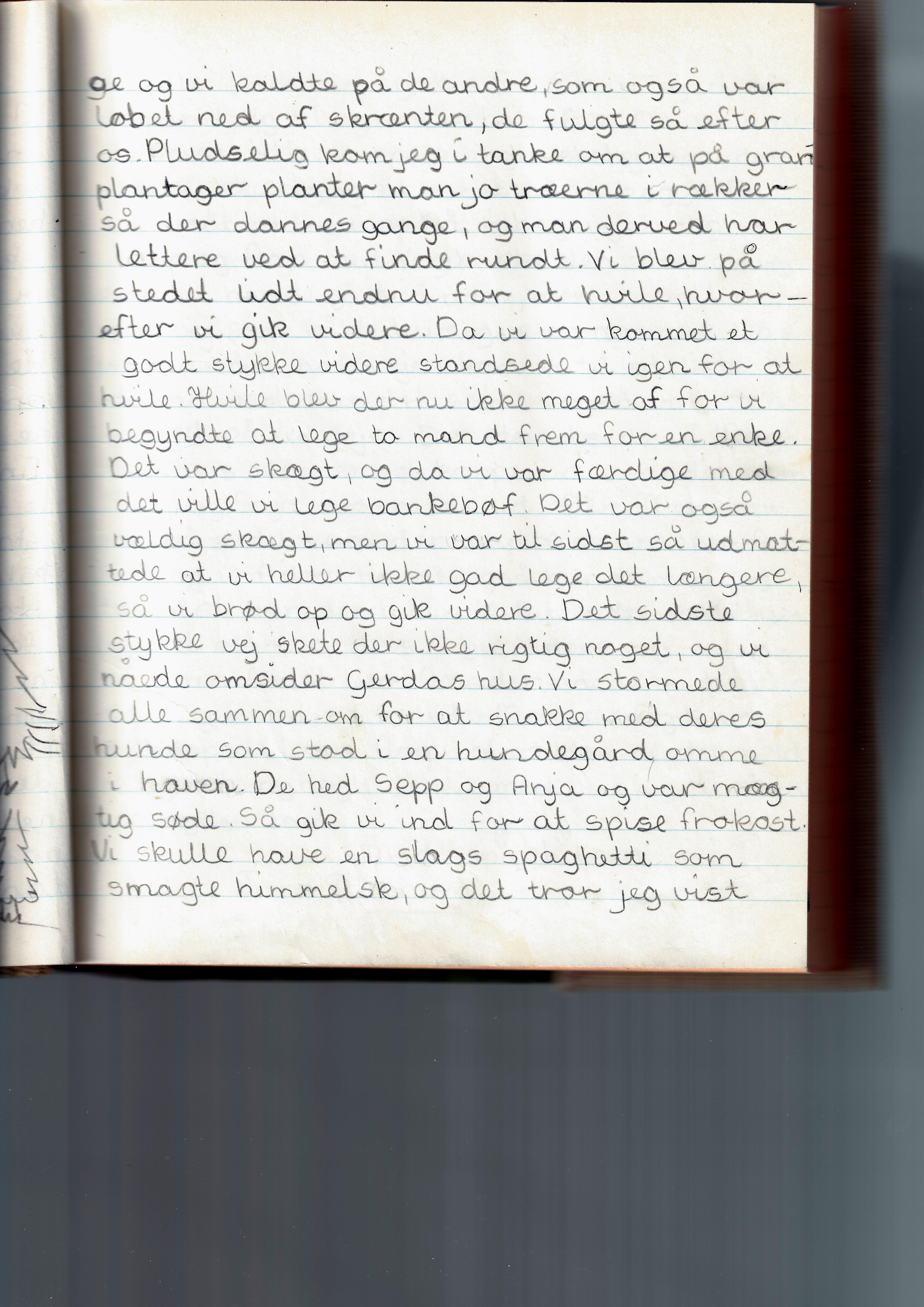 Spirerne 1972 side 16