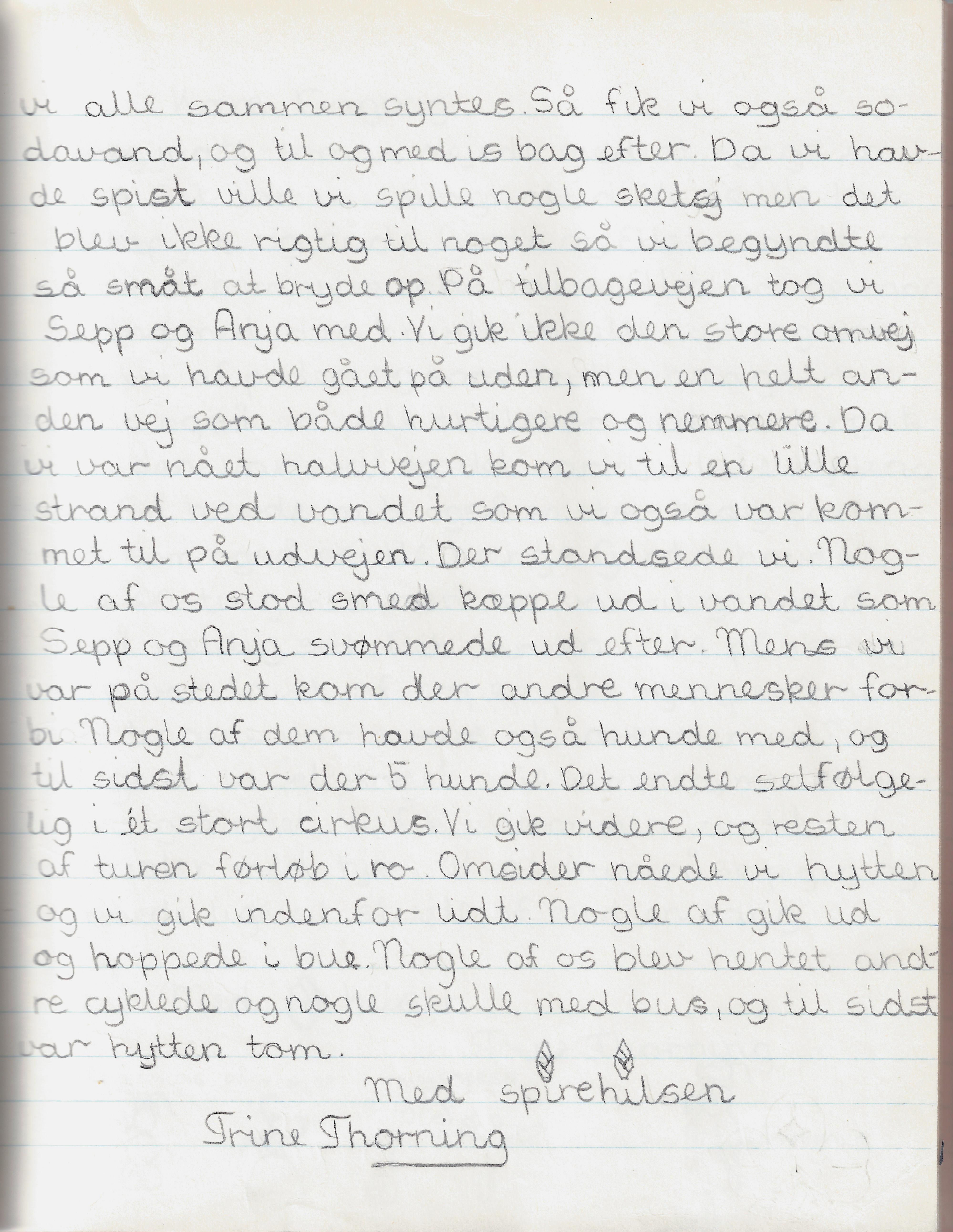Spirerne 1972 side 17