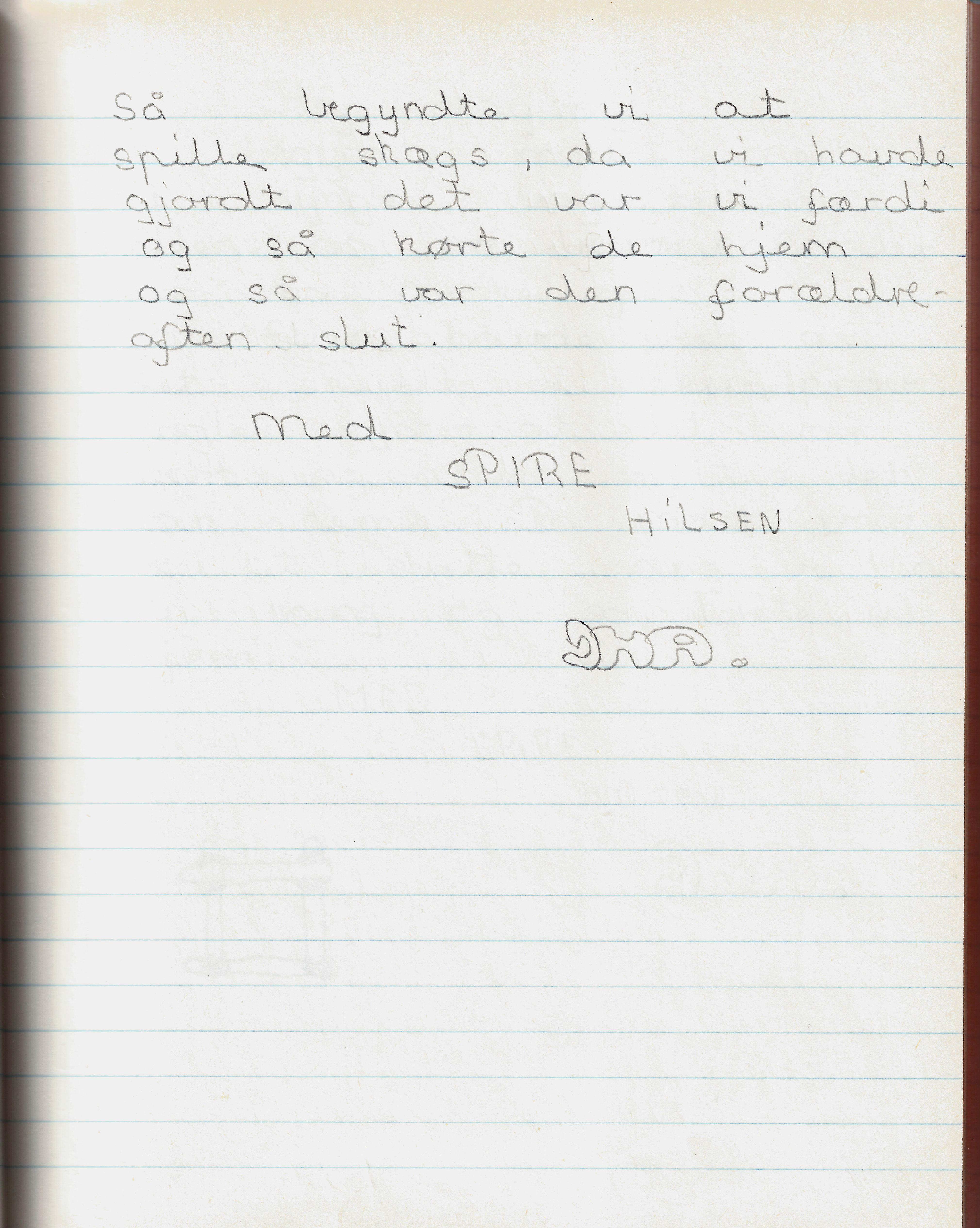 Spirerne 1972 side 25