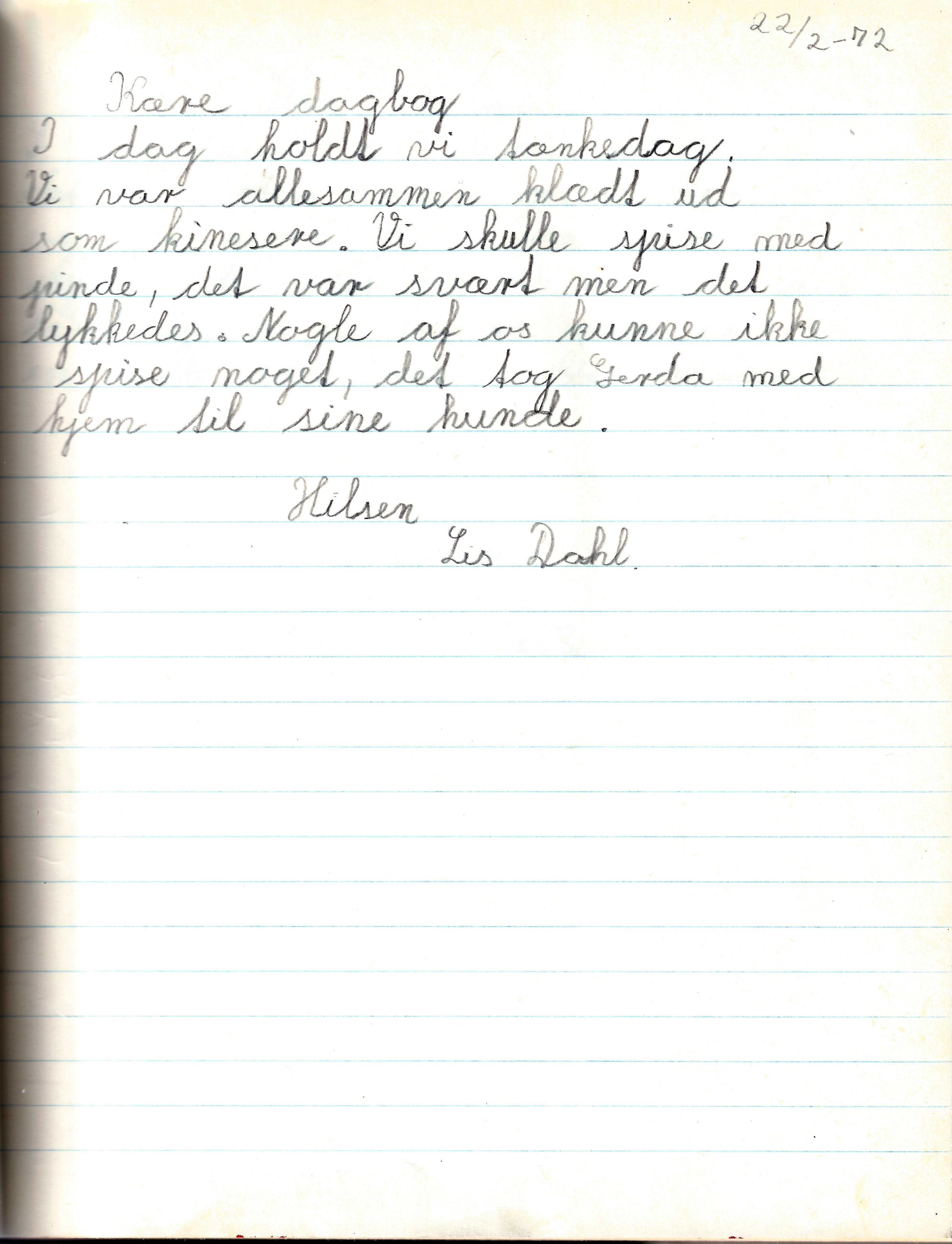 Spirerne 1972 side 7