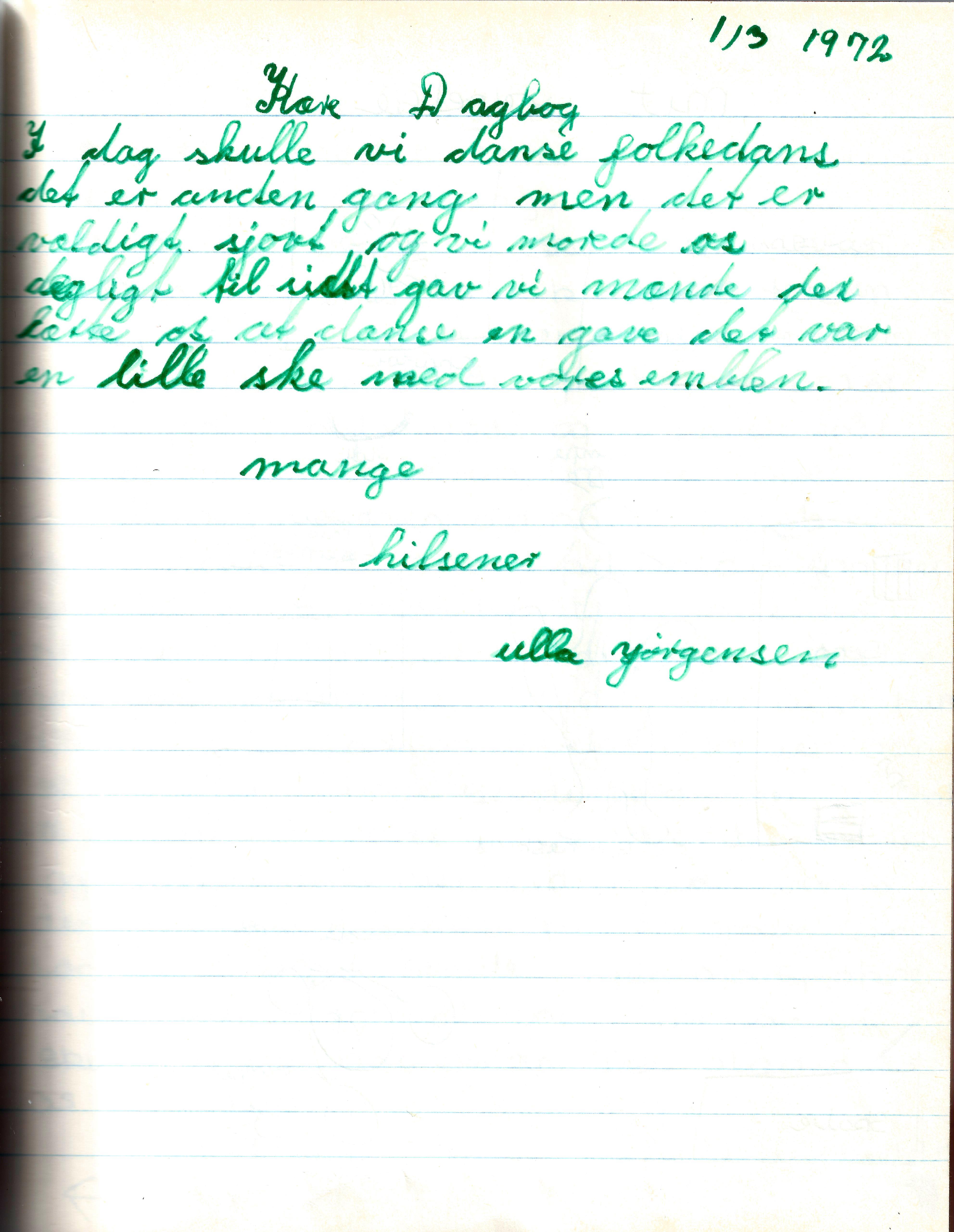 Spirerne 1972 side 8